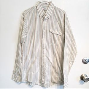 Other - 🌿5for$25🌿 Daniel Hechter Striped Button Down atop